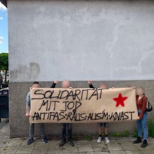 Antifa 44 Dortmund und Bochum